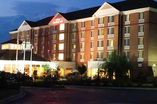 Hilton Garden Inn, Anderson wedding venue