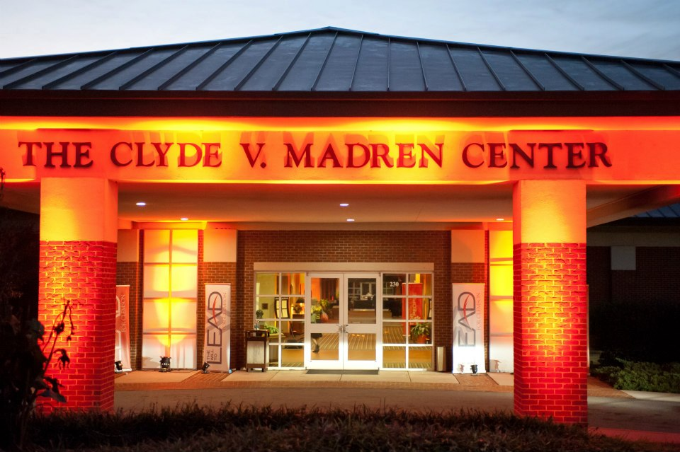 Madren Center, Clemson special events