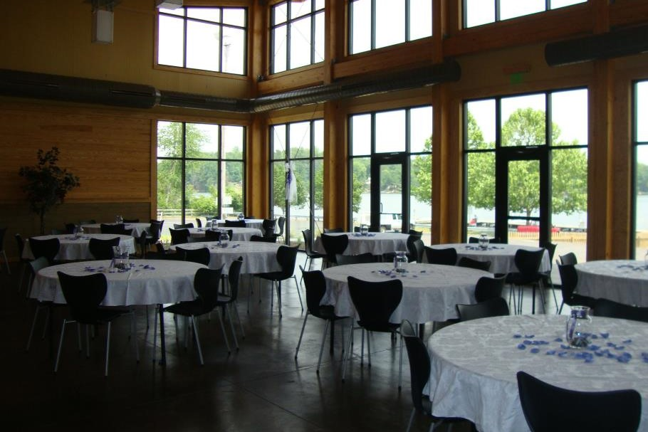 McFalls Landing, Anderson SC lake wedding venue